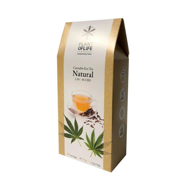 Cannabis Eco Tea Natural